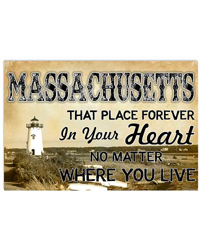 MASSACHUSETTS THAT PLACE FOREVER IN YOUR HEART