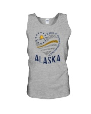 A PIECE OF MY HEART AND SOUL LIVES IN ALASKA Unisex Tank thumbnail