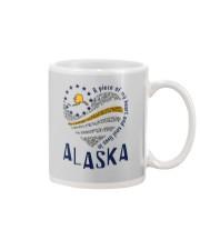 A PIECE OF MY HEART AND SOUL LIVES IN ALASKA Mug thumbnail