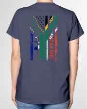SOUTH AFRICAN GIRL AND FLAG Ladies T-Shirt garment-tshirt-ladies-back-01