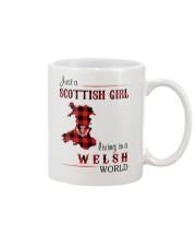 SCOTTISH GIRL LIVING IN WELSH WORLD Mug thumbnail