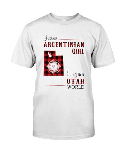 ARGENTINIAN GIRL LIVING IN UTAH WORLD