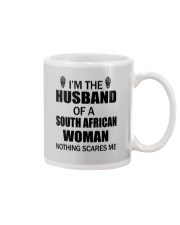 I'M THE HUSBAND OF A SOUTH AFRICAN WOMAN Mug thumbnail