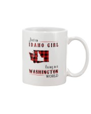 IDAHO GIRL LIVING IN WASHINGTON WORLD Mug thumbnail