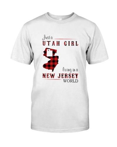 UTAH GIRL LIVING IN NEW JERSEY WORLD