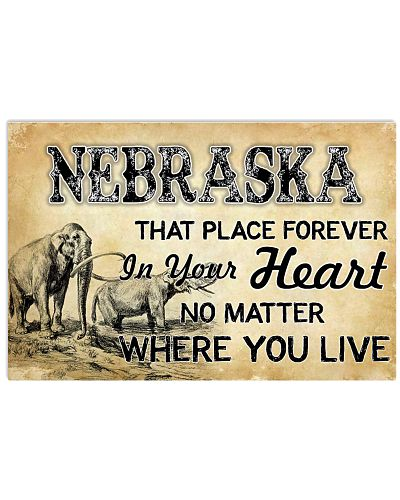 NEBRASKA THAT PLACE FOREVER IN YOUR HEART