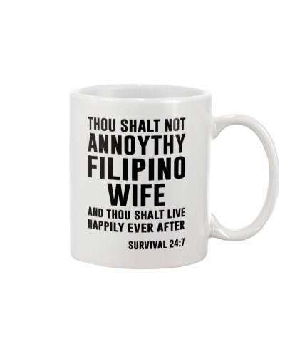 NOT ANNOYTHY FILIPINO WIFE
