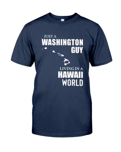JUST A WASHINGTON GUY LIVING IN HAWAII WORLD