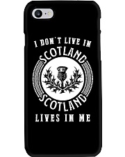 SCOTLAND LIVES IN ME Phone Case thumbnail