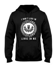SCOTLAND LIVES IN ME Hooded Sweatshirt thumbnail