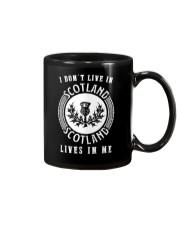 SCOTLAND LIVES IN ME Mug thumbnail