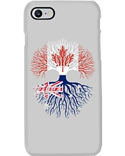 LIVE IN CANADA AUSTRALIAN ROOTS Phone Case thumbnail