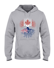 LIVE IN CANADA AUSTRALIAN ROOTS Hooded Sweatshirt thumbnail