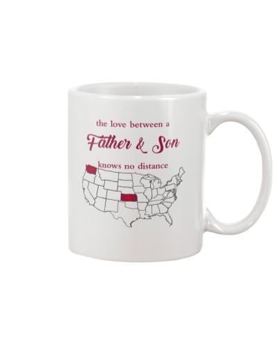 KANSAS WASHINGTON THE LOVE  FATHER AND SON