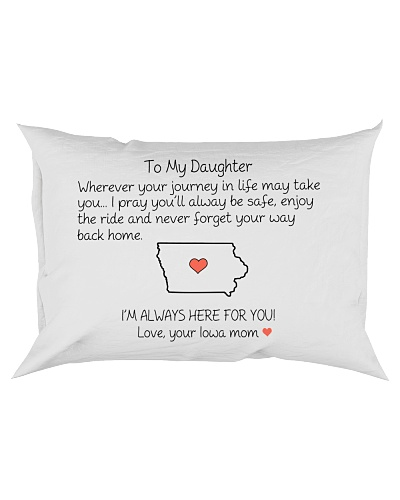 TO MY DAUGHTER LOVE YOUR IOWA MOM