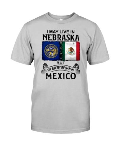 LIVE IN NEBRASKA BEGAN IN MEXICO