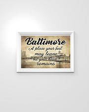 BALTIMORE A PLACE YOUR HEART REMAINS 24x16 Poster poster-landscape-24x16-lifestyle-02