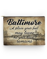 BALTIMORE A PLACE YOUR HEART REMAINS Accessory Pouch - Large thumbnail