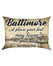 BALTIMORE A PLACE YOUR HEART REMAINS Rectangular Pillowcase thumbnail