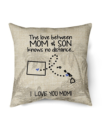 HAWAII COLORADO THE LOVE MOM AND SON