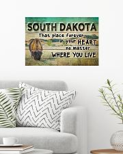 SOUTH DAKOTA THAT PLACE FOREVER IN YOUR HEART 24x16 Poster poster-landscape-24x16-lifestyle-01