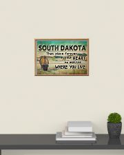 SOUTH DAKOTA THAT PLACE FOREVER IN YOUR HEART 24x16 Poster poster-landscape-24x16-lifestyle-09
