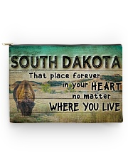 SOUTH DAKOTA THAT PLACE FOREVER IN YOUR HEART Accessory Pouch - Large thumbnail