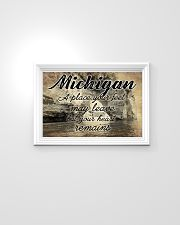 MICHIGAN A PLACE YOUR HEART REMAINS 24x16 Poster poster-landscape-24x16-lifestyle-02