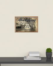 MICHIGAN A PLACE YOUR HEART REMAINS 24x16 Poster poster-landscape-24x16-lifestyle-09