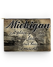 MICHIGAN A PLACE YOUR HEART REMAINS Accessory Pouch - Large thumbnail