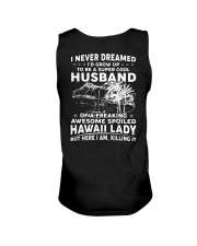 AWESOME SPOILED HAWAII LADY Unisex Tank thumbnail