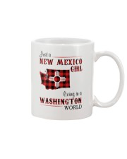 NEW MEXICO GIRL LIVING IN WASHINGTON WORLD Mug thumbnail