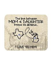 MICHIGAN TEXAS THE LOVE MOM AND DAUGHTER Mousepad thumbnail