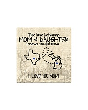MICHIGAN TEXAS THE LOVE MOM AND DAUGHTER Square Magnet thumbnail