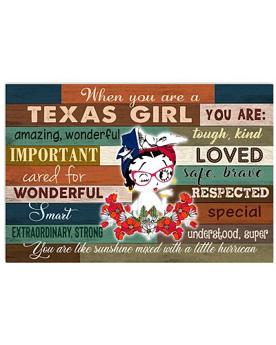TEXAS GIRL YOU ARE LIKE SUNSHINE