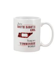 SOUTH DAKOTA GIRL LIVING IN TENNESSEE WORLD  Mug thumbnail