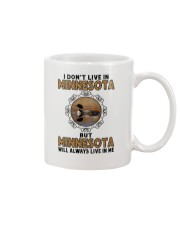 MINNESOTA WILL ALWAYS LIVE IN ME Mug thumbnail