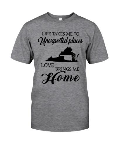 OKLAHOMA VIRGINIA LOVE BRINGS ME HOME
