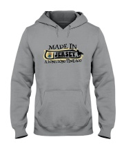MADE IN JERSEY A LONG LONG TIME AGO Hooded Sweatshirt tile