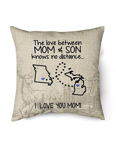 MICHIGAN MISSOURI THE LOVE MOM AND SON