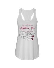 NORTH CAROLINA FLORIDA THE LOVE MOTHER AND SON  Ladies Flowy Tank thumbnail