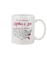NORTH CAROLINA FLORIDA THE LOVE MOTHER AND SON  Mug front