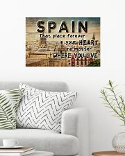 SPAIN THAT PLACE FOREVER IN YOUR HEART 24x16 Poster poster-landscape-24x16-lifestyle-01