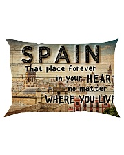 SPAIN THAT PLACE FOREVER IN YOUR HEART Rectangular Pillowcase thumbnail