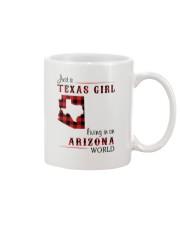 TEXAS GIRL LIVING IN ARIZONA WORLD Mug thumbnail