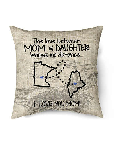 MAINE MINNESOTA THE LOVE MOM AND DAUGHTER