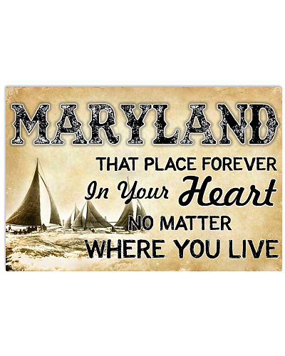 MARYLAND THAT PLACE FOREVER IN YOUR HEART