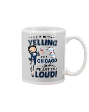 I'M A CHICAGO GIRL WE JUST TALK LOUD Mug thumbnail