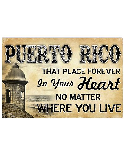 PUERTO RICO THAT PLACE FOREVER IN YOUR HEART