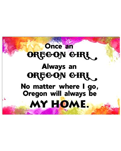 OREGON WILL ALWAYS BE MY HOME